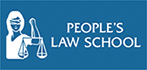 People's Law School logo